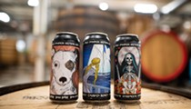 Jolly Pumpkin's wild ales now come in a can