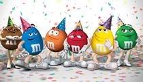 Happy 75th Birthday M&Ms!