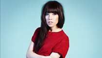 Our review of Carly Rae Jepsen at Saint Andrews Hall: a love letter