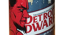 Drink Up: Detroit Dwarf Old Nation Brewing