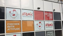 Two Atomic Chicken locations to hatch in metro Detroit this spring