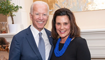 Joe Biden is considering Gov. Whitmer as his running mate. We need her here in Michigan.