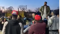 Detroiters appear to defy Whitmer's stay-at-home order in social media video