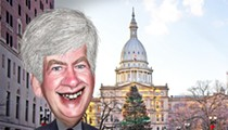Gov. Snyder drops one of his PR firms