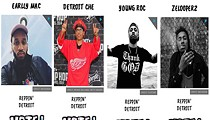 Four Detroit rappers bid for the 10th spot of XXL's Freshmen 2016 Class
