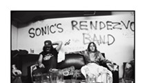 Check out Sue Rynski's amazing photos of Detroit's punk scene