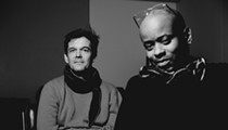 Check out this stream of Juan Atkins and Moritz von Oswald's new album