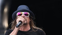 Detroit Music Awards delay Kid Rock's award; Friday show will carry on