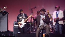 Review: George Clinton & P-Funk bring the cosmic slop to Sound Board