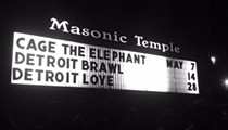 Review: Detroit goes wild for Cage the Elephant at the Masonic Temple