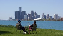 Belle Isle closed twice Sunday over large crowds, but not because of social-distancing