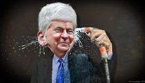 Poll: Snyder's approval ratings take a major nosedive