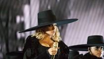 Beyoncé's show at Ford Field: described through GIFs