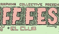 Protomartyr, BEVLOVE, Casual Sweetheart and AM People to play BFF Fest at El Club