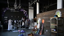 A former Midtown salon lives on as a 'permanent pop-up,' but for how long?