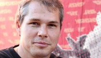 Charges dropped against graffiti artist/human fedora Shepard Fairey and he's probably disappointed