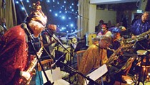 Four reasons you cannot miss the Sun Ra Arkestra