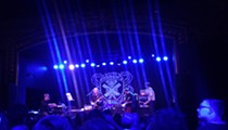 Show review: Swans at St Andrews Tues., July 12