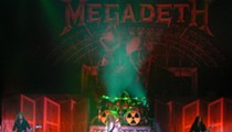 Megadeth brings Dystopia World Tour to Joe Louis