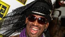 Former Piston Dennis Rodman explains how he broke his dick
