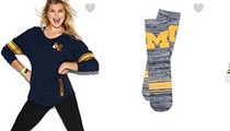 PINK's new collegiate line reminds women that school is important, but looking cute is more important
