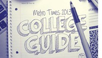 Contest: design the cover of Metro Times' College Guide!