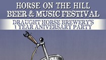 Draught Horse Brewery celebrates one-year anniversary with beer, music festival