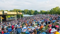 DTE Music Theatre bans blankets for concert citing safety concerns