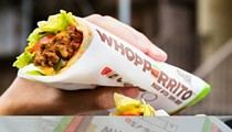 The Whopperito: It's just like a Whopper but different