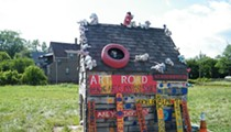 The Heidelberg Project is celebrating its birthday with a block party