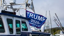 A MAGA boat parade will travel from Macomb County to Detroit to celebrate Trump's birthday this weekend, and we hope it fucking rains