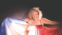 Bridget Everett is crass, has sass, and is one of the best stand-ups touring today