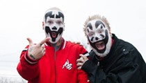 The Insane Clown Posse did the Mannequin Challenge and we can all go home now