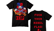#Resistance leaders Insane Clown Posse brought back their anti-Confederate flag T-shirts