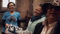 Heart-warming video alert: 'water warrior' Monica Lewis-Patrick on her homegrown social activism