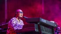 Stevie Wonder is having a great week