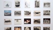 Trinosophes showcases Jim Crawford's difficult conceptual art of discard