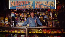 Marvin Yagoda of Marvelous Marvin's Mechanical Museum has died