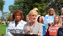 Jennifer Granholm on Trump: 'We should all be alarmed if there is no transparency'