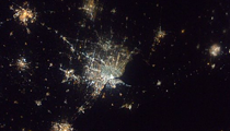 This photo of Detroit from space will give you an existential crisis