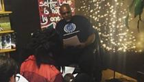 Detroit sci-fi writer seeks aid — burglars took everything but his desk
