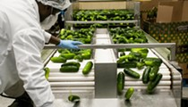 See how McClure's produces over 2,000 jars of pickles per day
