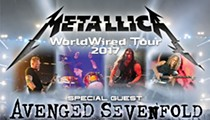 Just announced: Metallica at Comerica Park in July
