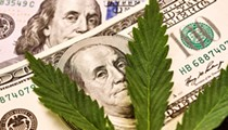 The price of pot has been steadily decreasing in Michigan