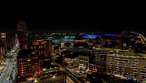 Detroit has second-highest levels of light pollution in the U.S., and highest percentage of people getting less than 7 hours of sleep each night