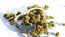 Marijuana arrests decline but still outnumber violent crime arrests, according to FBI data