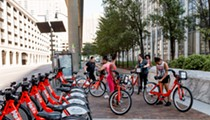 Detroit's MoGo bikes are free to rent on Election Day