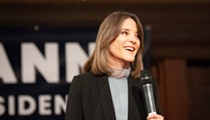 Marianne Williamson will cast her woo-woo wokeness on the podcast world