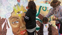 Artist Dana Selah Elam honored with mural