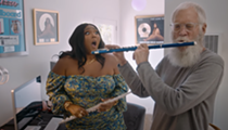 Lizzo talks Detroit roots, fat-shaming, and teaches David Letterman the flute on his Netflix series